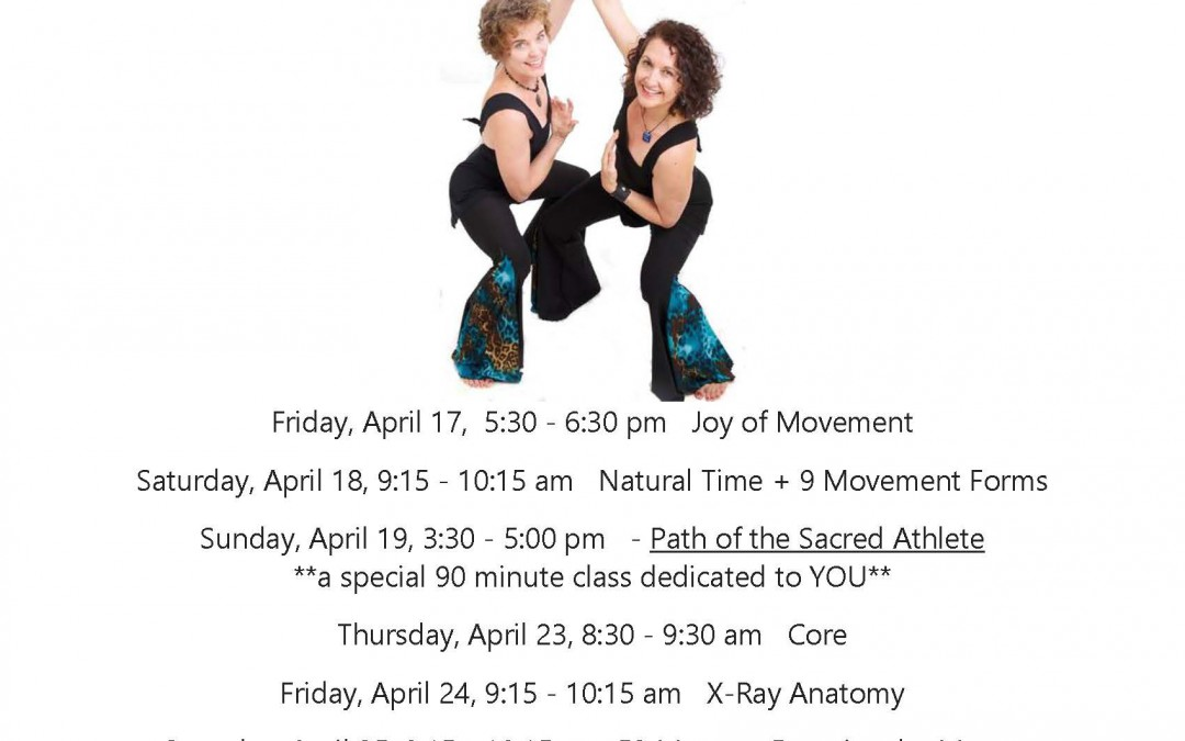 Ventura Master Classes and/or White Belt w/ Adelle Brewer & Joanie Brooks